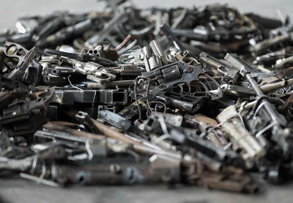Firearm Amnesty Announced starting 1 April 2017