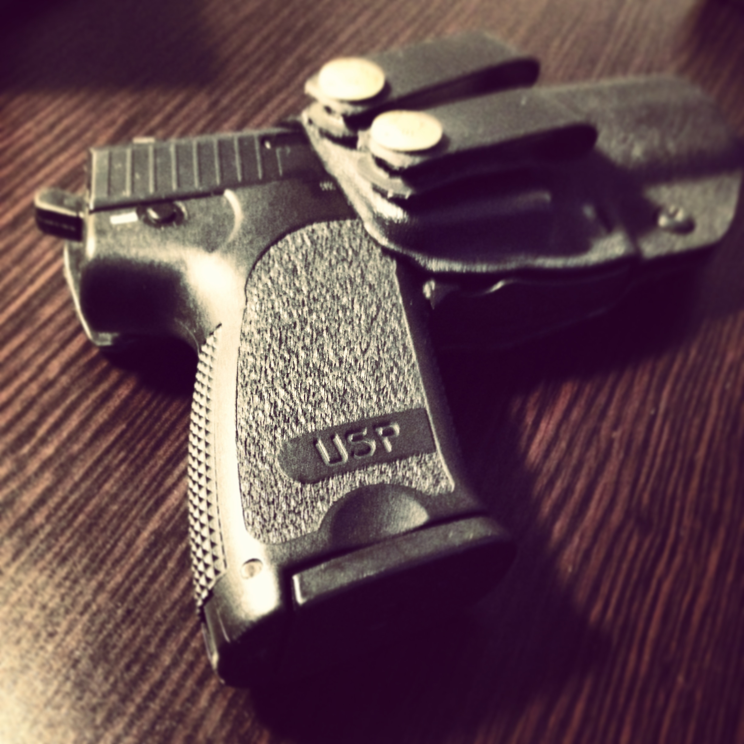 Choosing Your Defensive Handgun