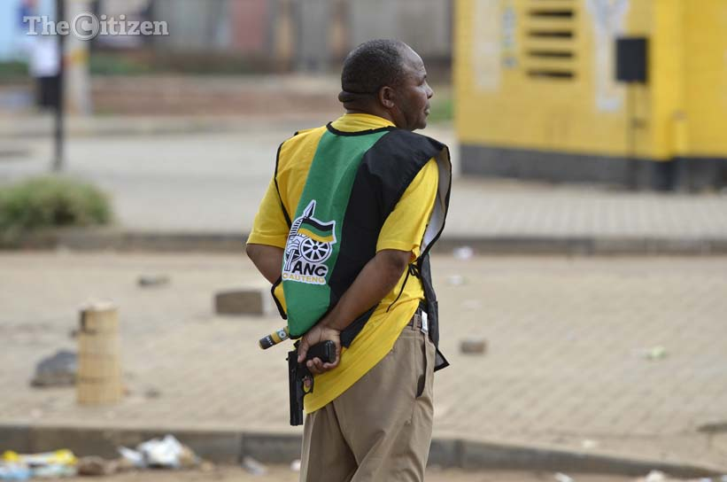 The ANC is Armed