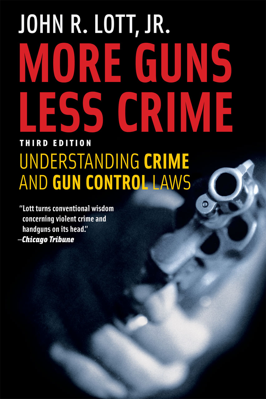 More Guns, Less Crime: Does the Lott Model Work in South Africa?