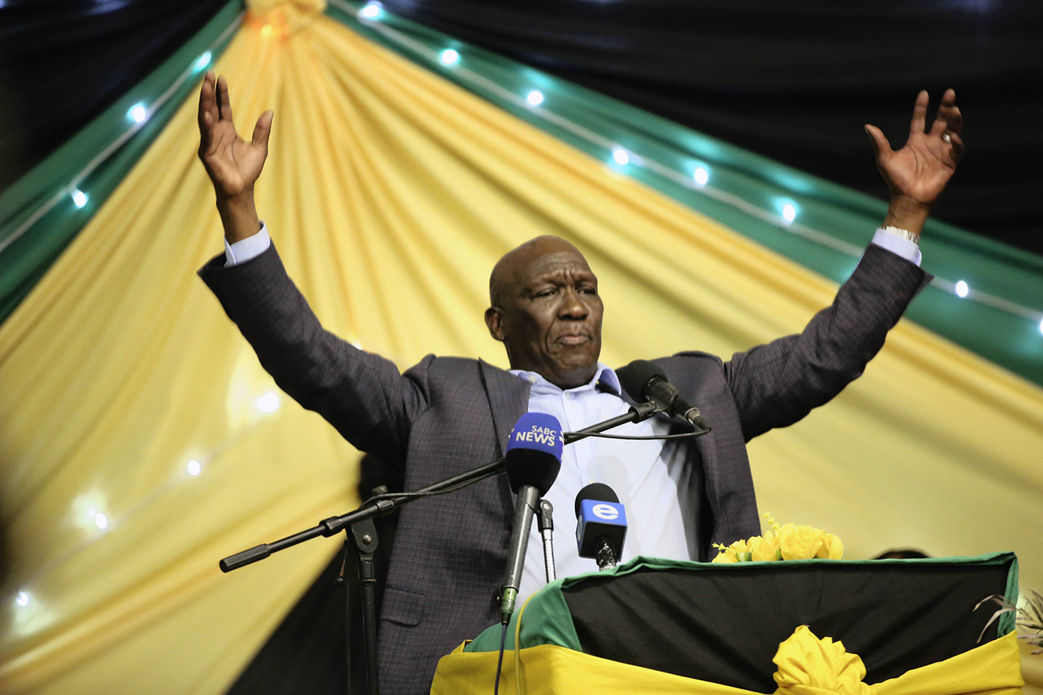 The problem with Bheki Cele's tough-talking and hip-shooting