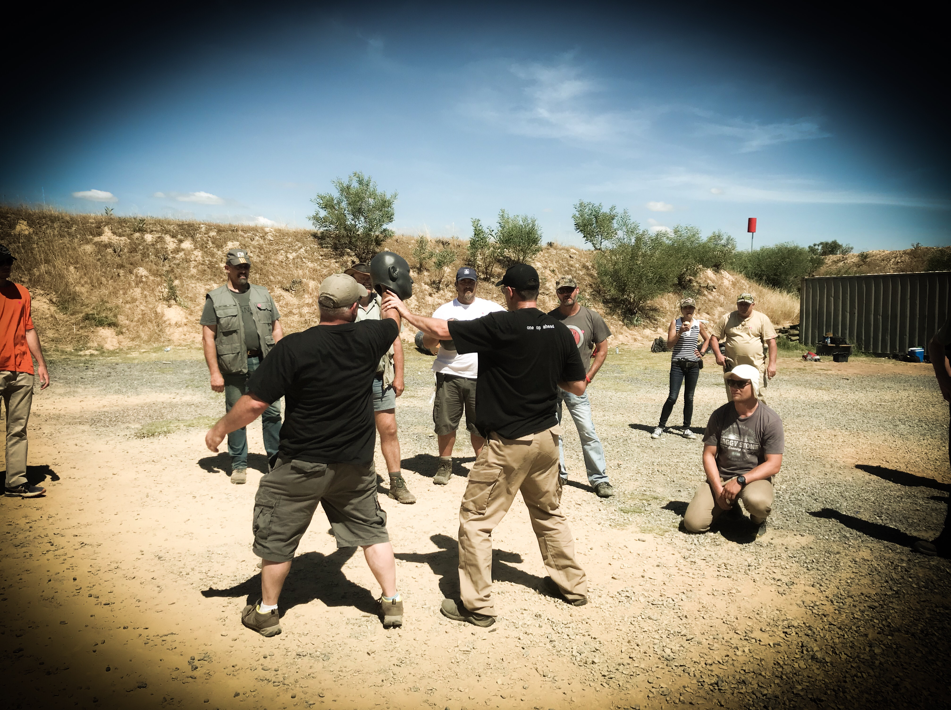 Who do I train with, and why? Bryan's favourite firearm instructors