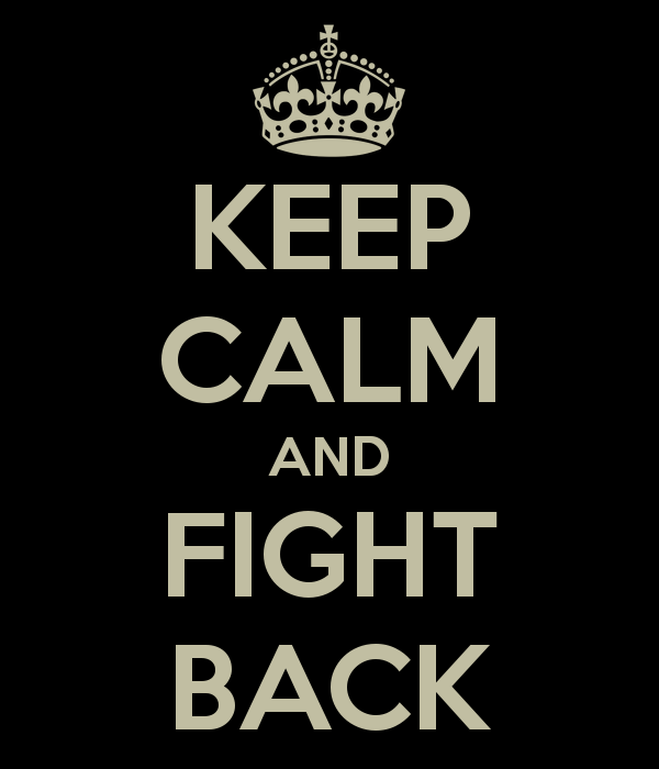 Fighting Back: Yes You Can!