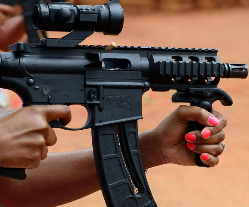 Carrying a firearm as a woman in South Africa? – A Women's Month Message