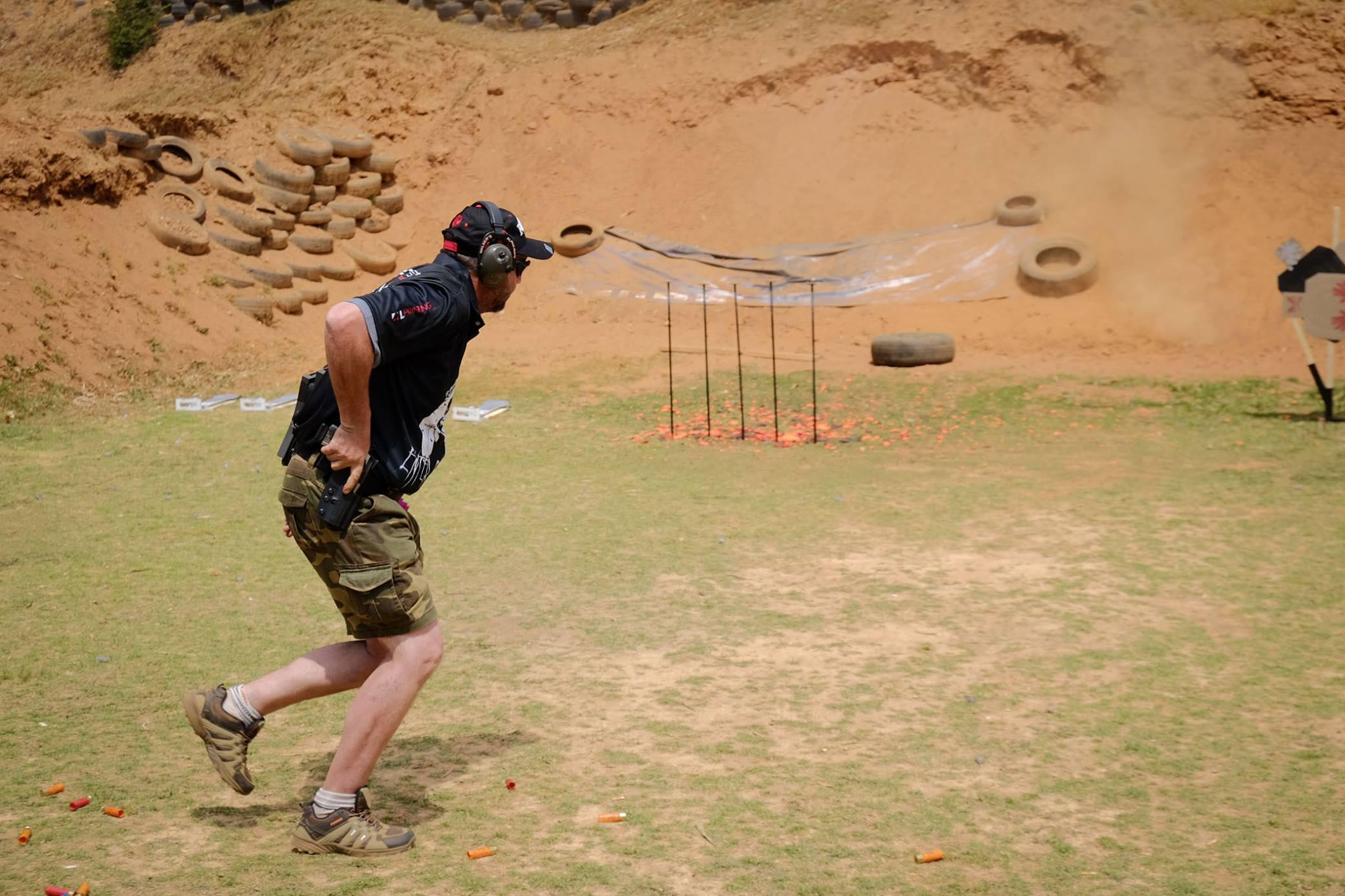 Tac SHAC DPC: Enter Sandman League Shoot