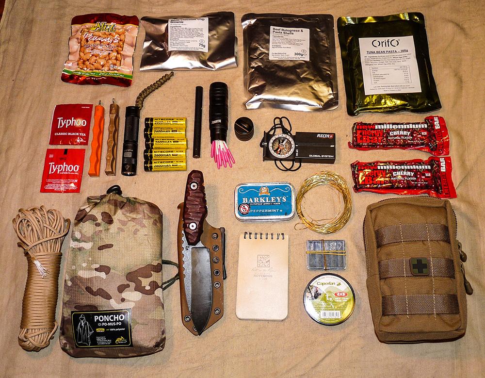 How to build a 24-hour emergency Go-Bag