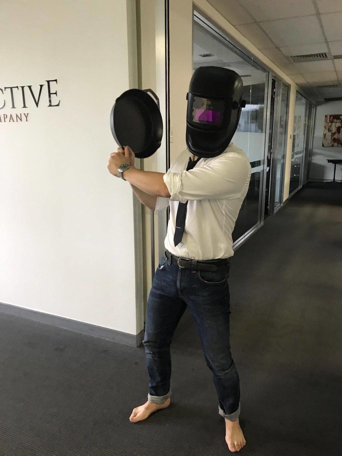 Barrel Fellatio: pick your shooting instructor carefully