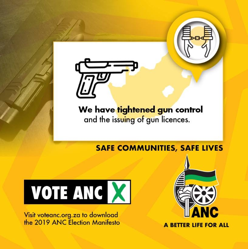Cyril Ramaphosa Wants to Talk to Gun Owners – Caveat Emptor