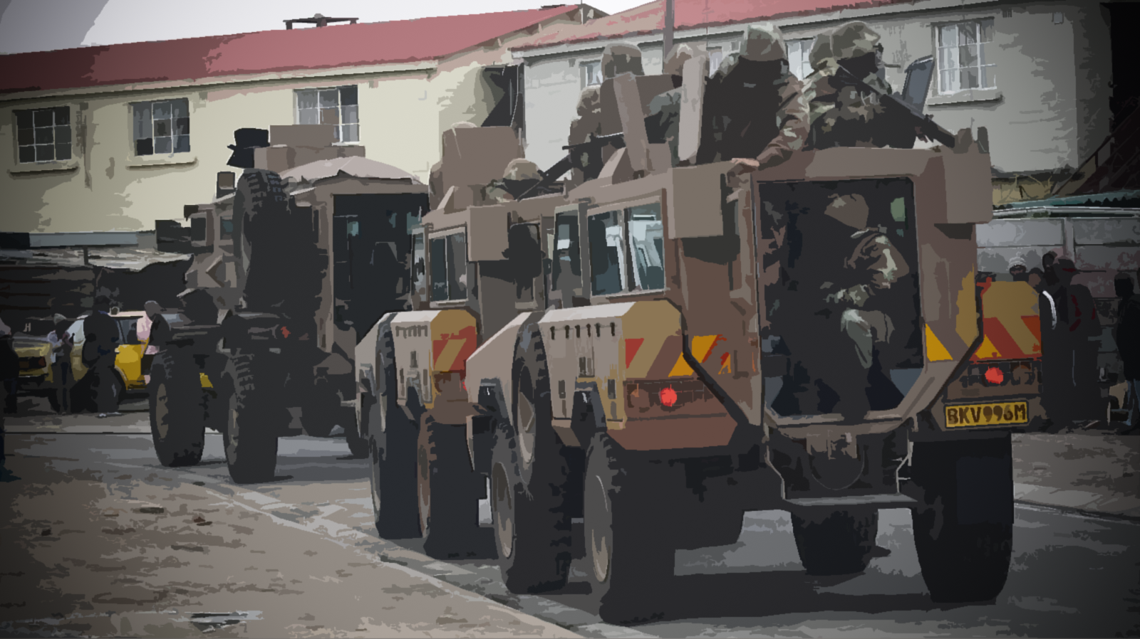 SANDF Employment to the Cape Flats Doomed to Fail
