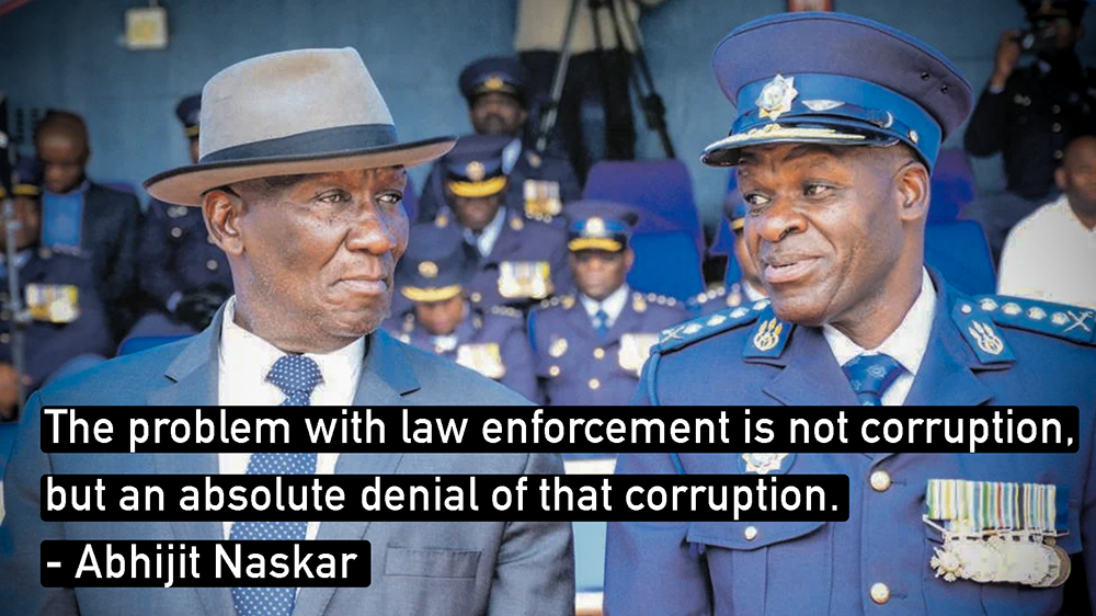 Fire Bheki Cele – Now is the Time for Ramaphosa to Act